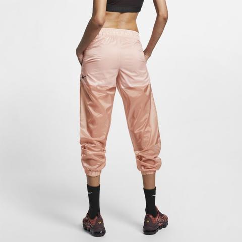 Nike Sportswear Tech Pack Pantalón De Tejido Woven Mujer Rosa from Nike on 21 Buttons