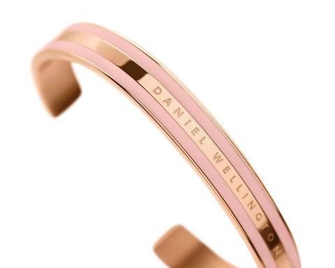 Classic Bracelet Dusty Rose