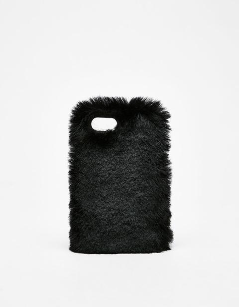 cover pelliccia iphone 6