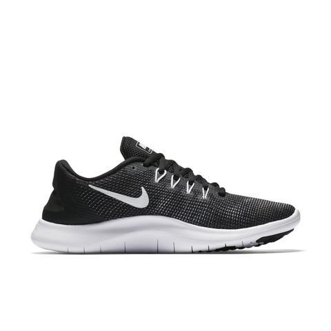 Zapatilla Negra Nike Flex 2016 Rn Wmns