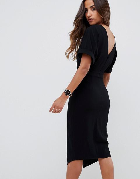 Asos wiggle midi dress