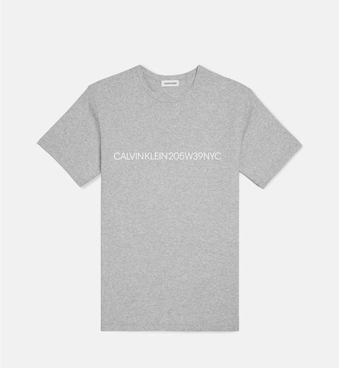 T-shirt Con Logo 205w39nyc de Calvin Klein en 21 Buttons