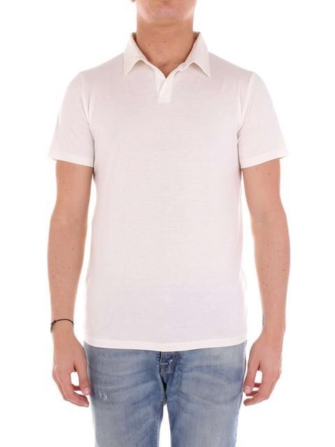 71445c129a Kaos Polo Uomo Kp2nt045white Cotone Bianco de Mclabels en 21 Buttons