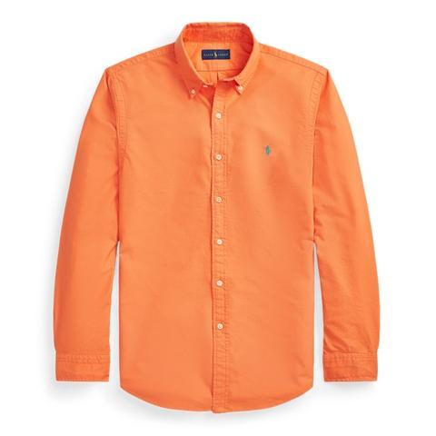 Camisa Oxford Slim Fit de Ralph Lauren en 21 Buttons