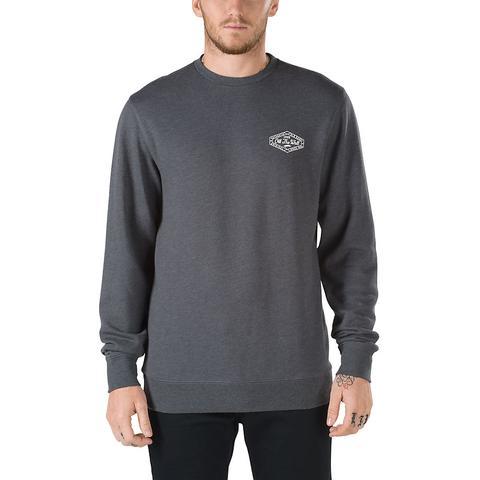 grey vans jumper