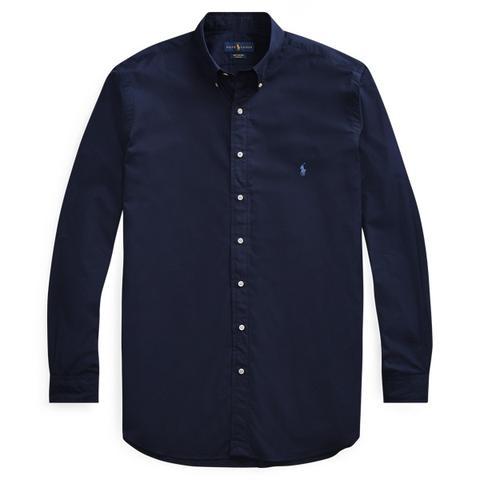 Camisa Elástica Classic Fit de Ralph Lauren en 21 Buttons