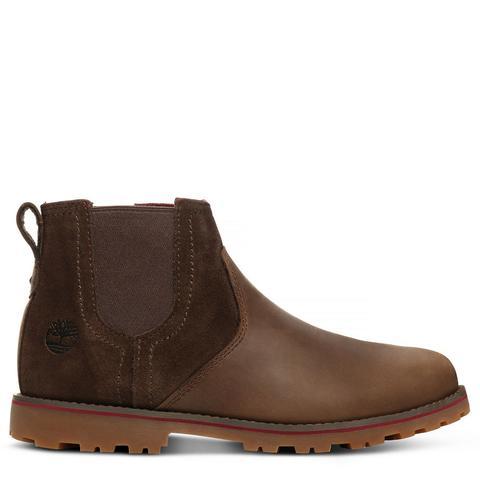 best value f948e 913b7 Timberland Honeybrook Chelsea Boots Für Kinder In Braun Braun, Größe 40  from Timberland on 21 Buttons