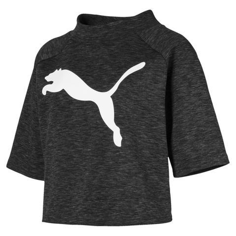 Active Damen Evostripe Sweat t shirt from Puma on 21 Buttons