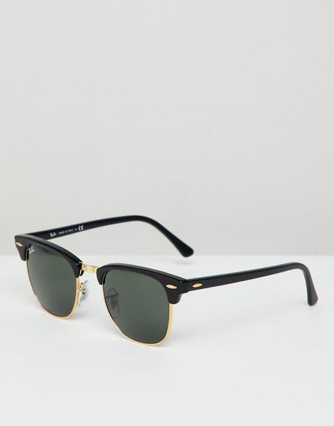 Gafas De Sol Estilo Clubmaster 0rb3016 De Ray-ban de ASOS en 21 Buttons