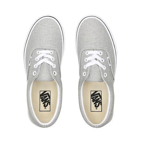 Vans Zapatillas Era (silver/true White) Mujer Gris