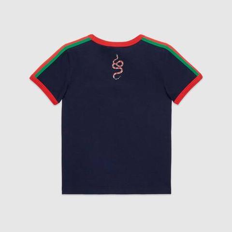 Camiseta Infantil Con Kingsnake