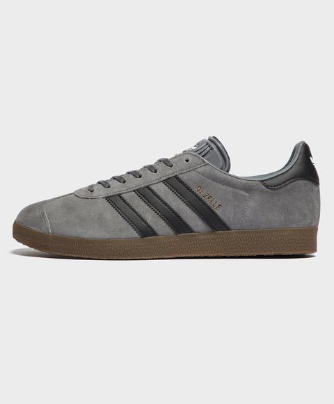 Adidas Originals Gazelle - Grey, Grey