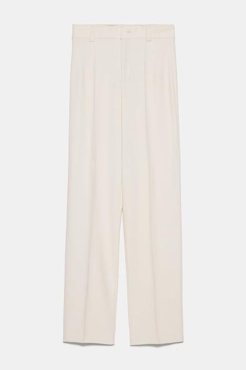 Pantalon Avec Couture Sur Le Devant