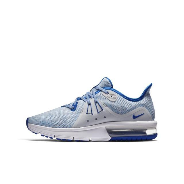 air max sequent 3 bleu