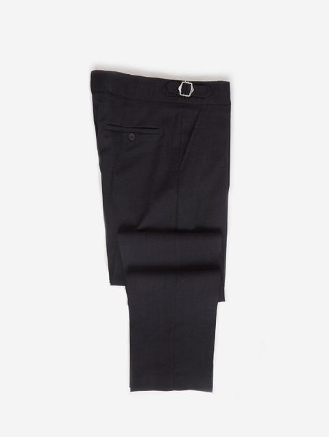 Pantalon Vestir Tailoring Gris Oscuro