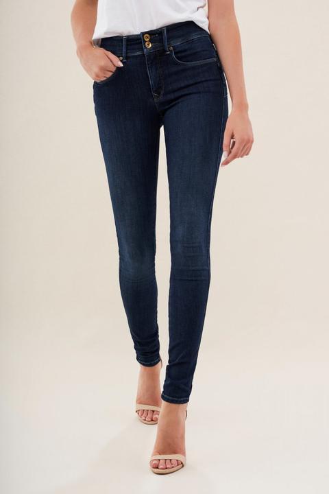 Jeans Secret Push In Skinny En Denim from Salsa jeans on 21 Buttons