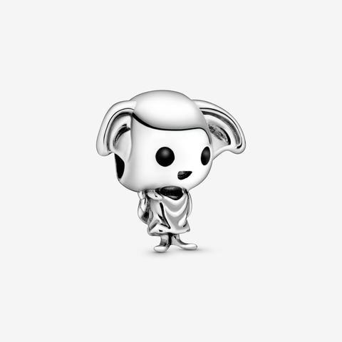 Pandora Harry Potter, Dobby The House Elf Charm - Sterling Silver / Multi