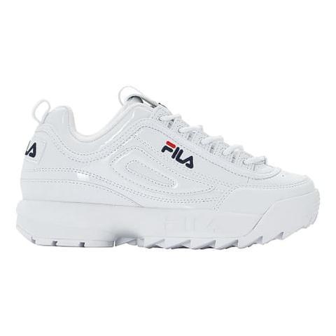 Zapatillas Fila Disruptor M Low Blanco Mujer