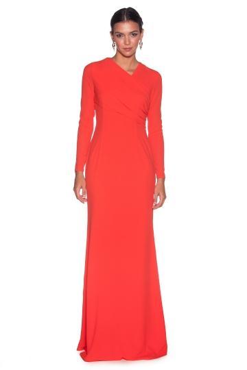 Vestido Afrodita Coral de La Mas Mona en 21 Buttons