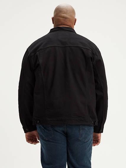 Trucker Jacket (big) Azul / Lamar Big