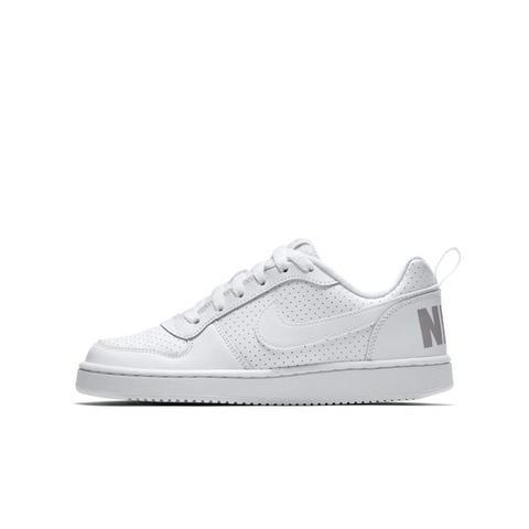 3756a5003d645 Nike Court Borough Low Zapatillas - Niño/a - Blanco de Nike en 21 Buttons