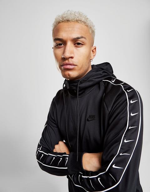nike hoodie homme noir