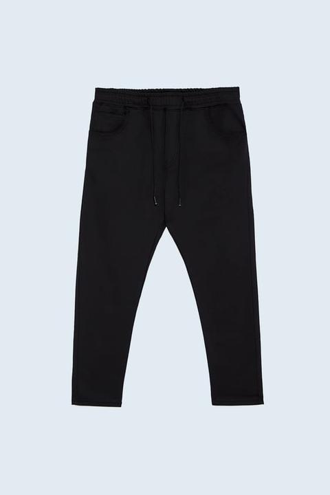 Pantalón Soft Denim Jogger