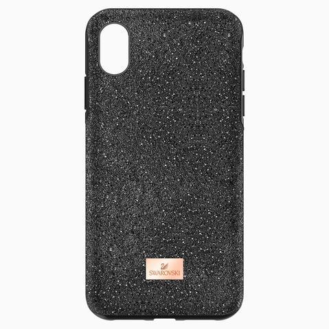 Funda Para Smartphone Con Protección Rígida High, Iphone® Xr, Negro de Swarovski en 21 Buttons