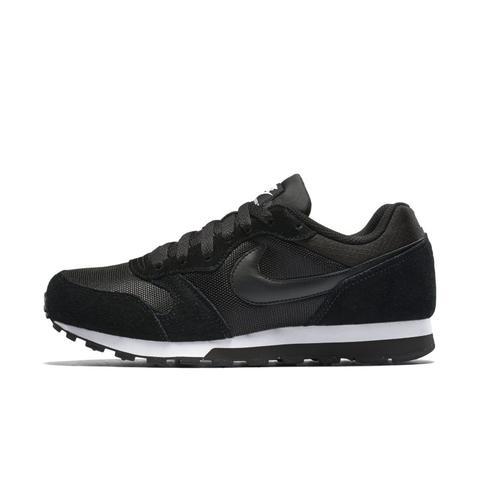 Nike Md Runner 2 Zapatillas - Mujer - Negro de Nike en 21 Buttons