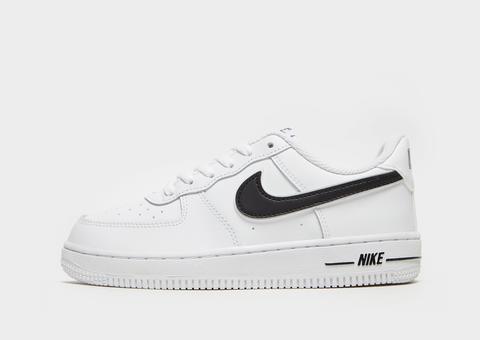 Nike Air Force 1 Low Infantil, Blanco de Jd Sports en 21 Buttons