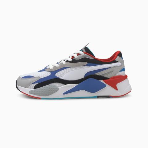 Zapatillas Rs-x3 Puzzle, Blanco/azul, Talla 35,5 | Puma de Puma en 21 Buttons