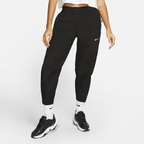 Nike Pantalón De Chándal - Mujer - Negro de Nike en 21 Buttons