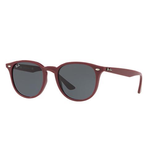 Rb4259 Unisex Sunglasses Lentes: Gris, Montura: Burdeos de Ray-Ban en 21 Buttons