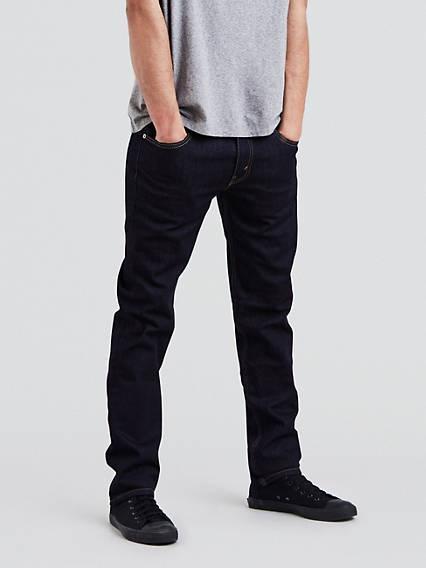 511™ Slim Fit Jeans Lavado Oscuro / Dark Hollow de Levi's en 21 Buttons