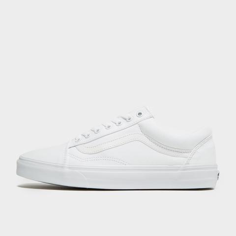 Vans Old Skool - White from Jd Sports