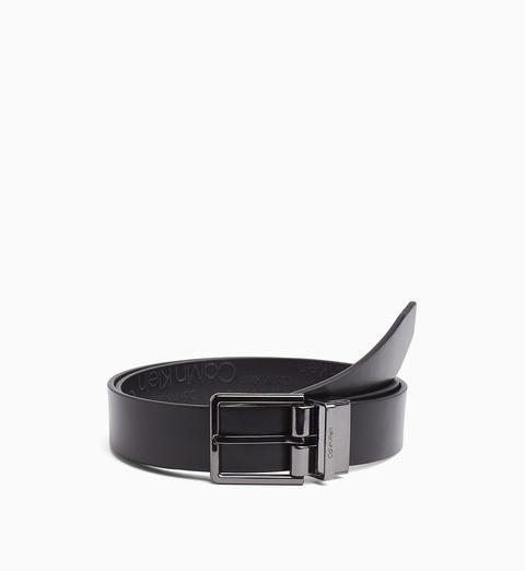 Cintura Double-face In Pelle de Calvin Klein en 21 Buttons