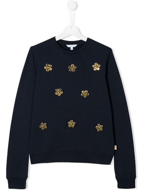 Little Marc Jacobs - Flower Sweater