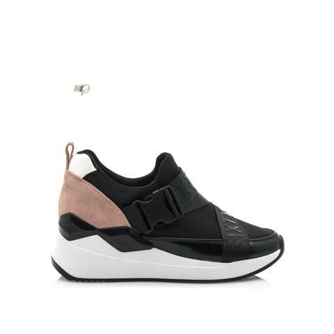 Deportiva 79874 Negro-rosa de Sixtyseven Shoes en 21 Buttons