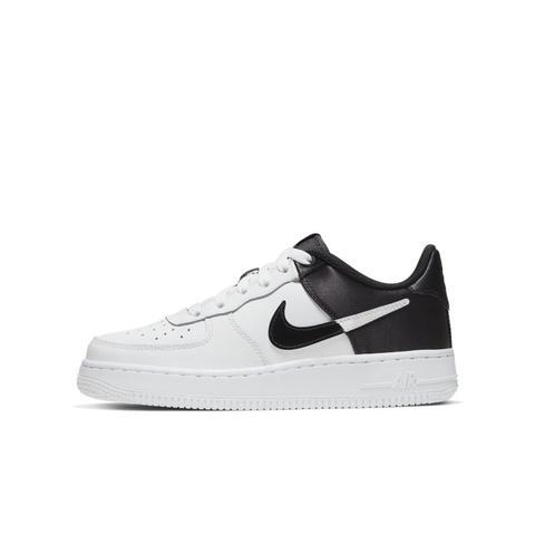 Chaussure Nike Air Force 1 Nba Low Pour Enfant Plus Âgé - Blanc ...