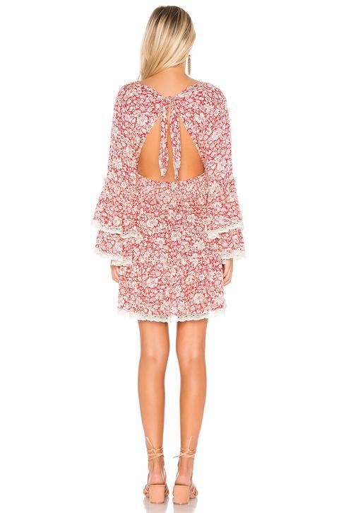 Minivestido Kristall Mini Dress