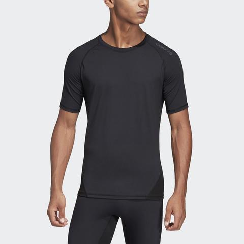 adidas Alphaskin Sport Longssleeve Tee Unterziehshirt weiß