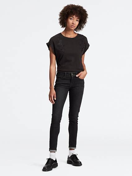 711™ Skinny Jeans Negro / Black de Levi's en 21 Buttons