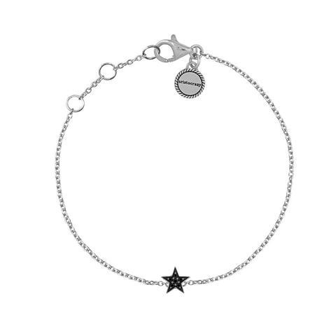 Pulsera Estrella Espinelas Plata de Aristocrazy en 21 Buttons