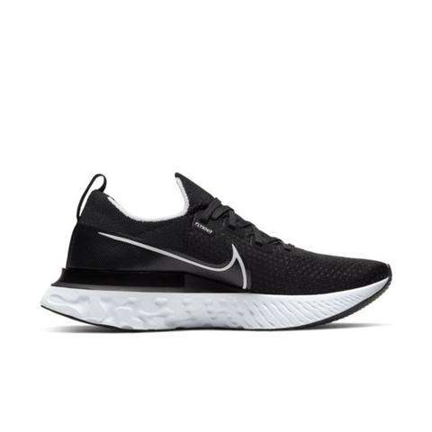 Nike React Infinity Run Flyknit Men's Running Shoe - Black
