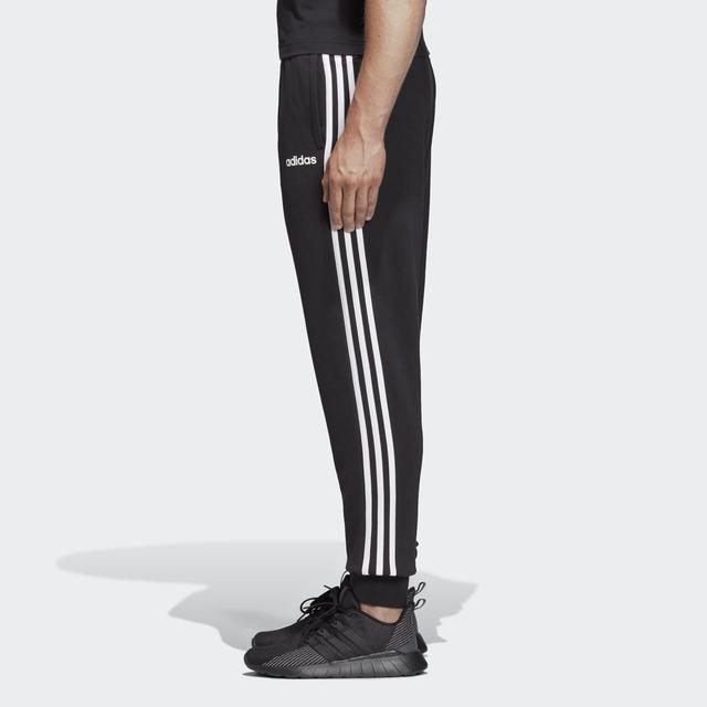 adidas Essentials 3-Streifen Tapered Cuffed Jogginghose