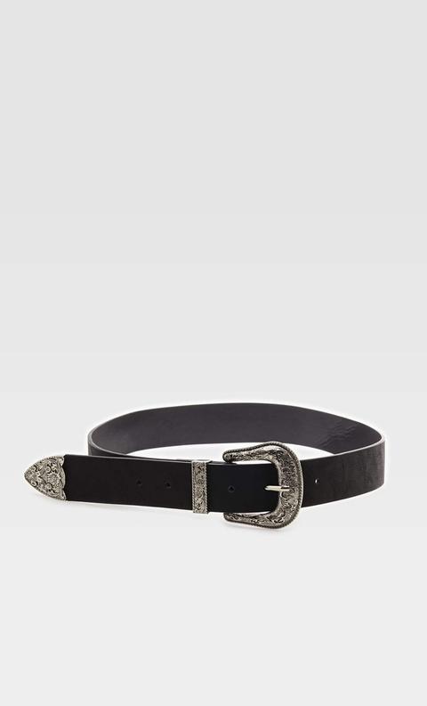 Cinturón Cowboy Ancho