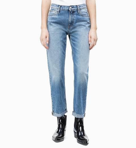 Ckj 061 Mid Rise Boyfriend Jeans de Calvin Klein en 21 Buttons