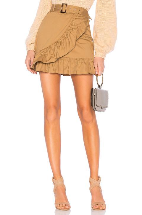 Minifalda Baldwin de Revolve en 21 Buttons