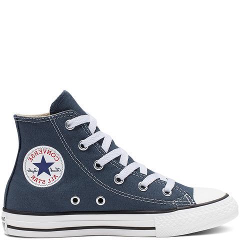 Converse Chuck Taylor All Star Classic Para Niño/a Pequeño/a Y Jóvenes Blue de Converse en 21 Buttons
