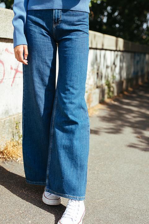 Jeans Palazzo de SUBDUED en 21 Buttons